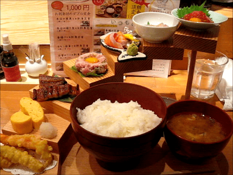 北新地ランチまとめ2015-2016
