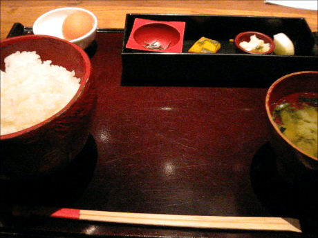 すき焼き鍋ランチ5