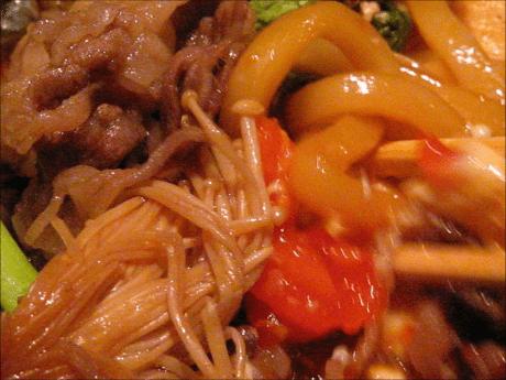 すき焼き鍋ランチ9