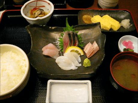 旬菜あかり家(大阪・中崎町、梅田)海鮮・魚介居酒屋