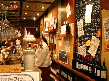 第51回ホワイティうめだ創業祭 魚 de バール ウオチカ。トルコライス500円!