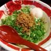 麻拉麺 揚揚(大阪・天六、天神橋筋商店街)激辛汁なし担々麺