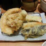 天ぷら定食まきの天神橋四丁目店「天満感謝の日」半額