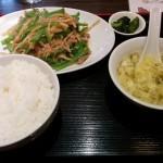 上海食苑(大阪・天満)