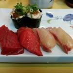 春駒 大阪天満の行列の途絶えない寿司屋