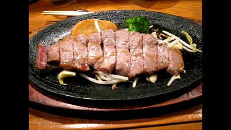 サンセール(神戸・元町)ステーキ・洋食