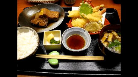 北新地 みち田の850円超コスパランチ