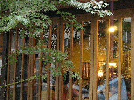 カフェ 火裏蓮花(京都・烏丸御池・柳番場通)