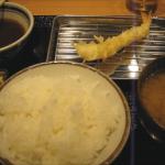 天ぷら定食 まきの 天神橋四丁目店(大阪・天満)