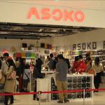 ASOKO(アソコ)梅田NU茶屋町店OPEN
