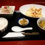 ライオン飯店「エビマヨ定食」大阪グルメ・天満ランチ