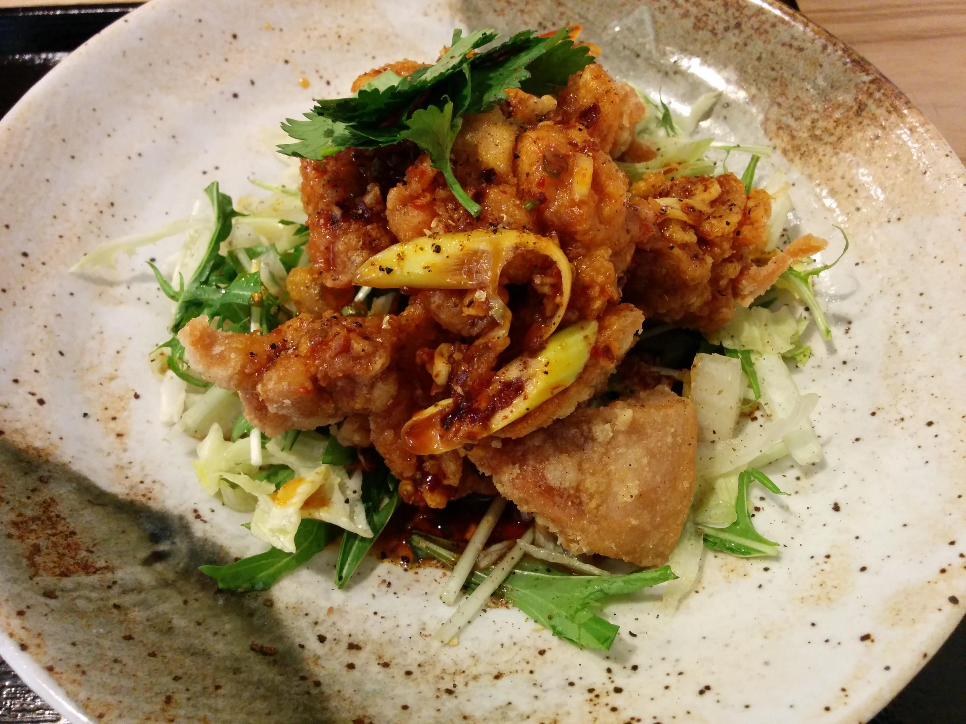 月泉(大阪・西天満、なにわ橋)中華料理