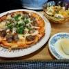 ノラリ&クラリ(神戸・元町商店街)珈琲・ピザ、カレー