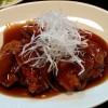 中国菜 香山(大阪・本町)中華、四川料理・黒酢の酢豚