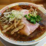 サバ6製麺所(大阪・天六)ラーメン・焼き飯・天津飯