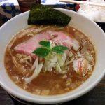 フスマにかけろ 中崎壱丁(ふすかけ)長期限定「煮干し鶏濁らぁ麺」