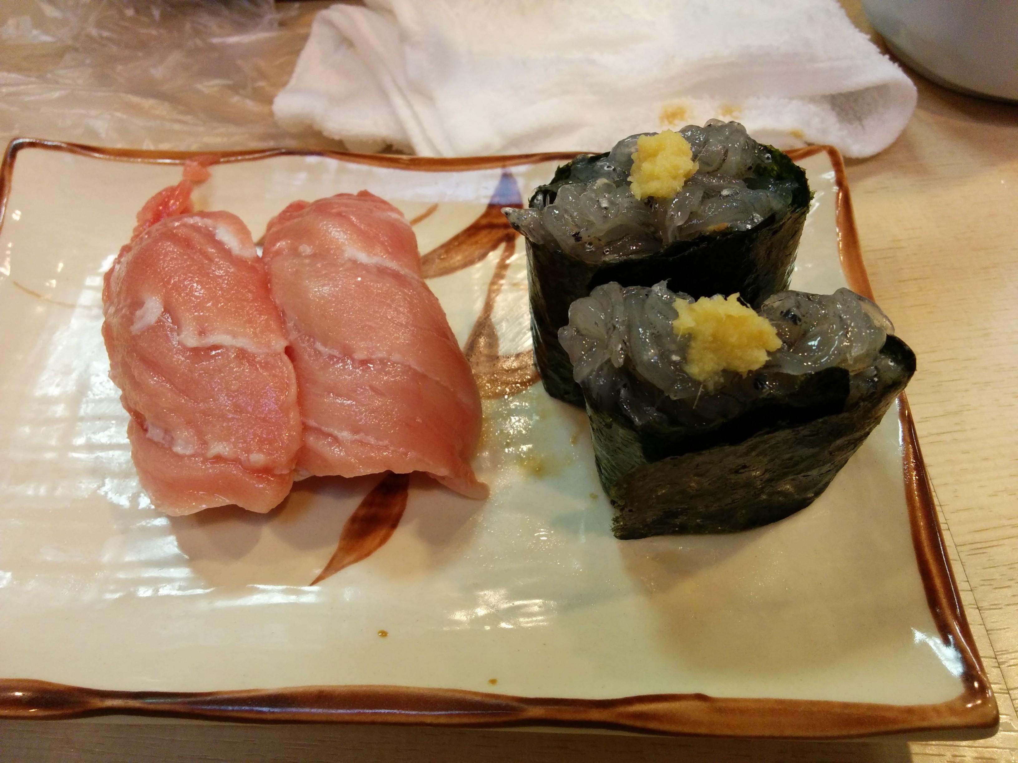 春駒で並ばずに4000円分寿司喰ったった