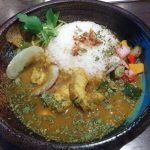 旬香唐(大阪・西中島南方)カレー