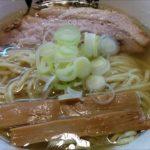 THE OSAKA RAMEN 1(soy sauce based)