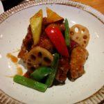 中国菜SHIN-PEI(シンペイ)/大阪・肥後橋(中華料理)イベリコ豚の酢豚