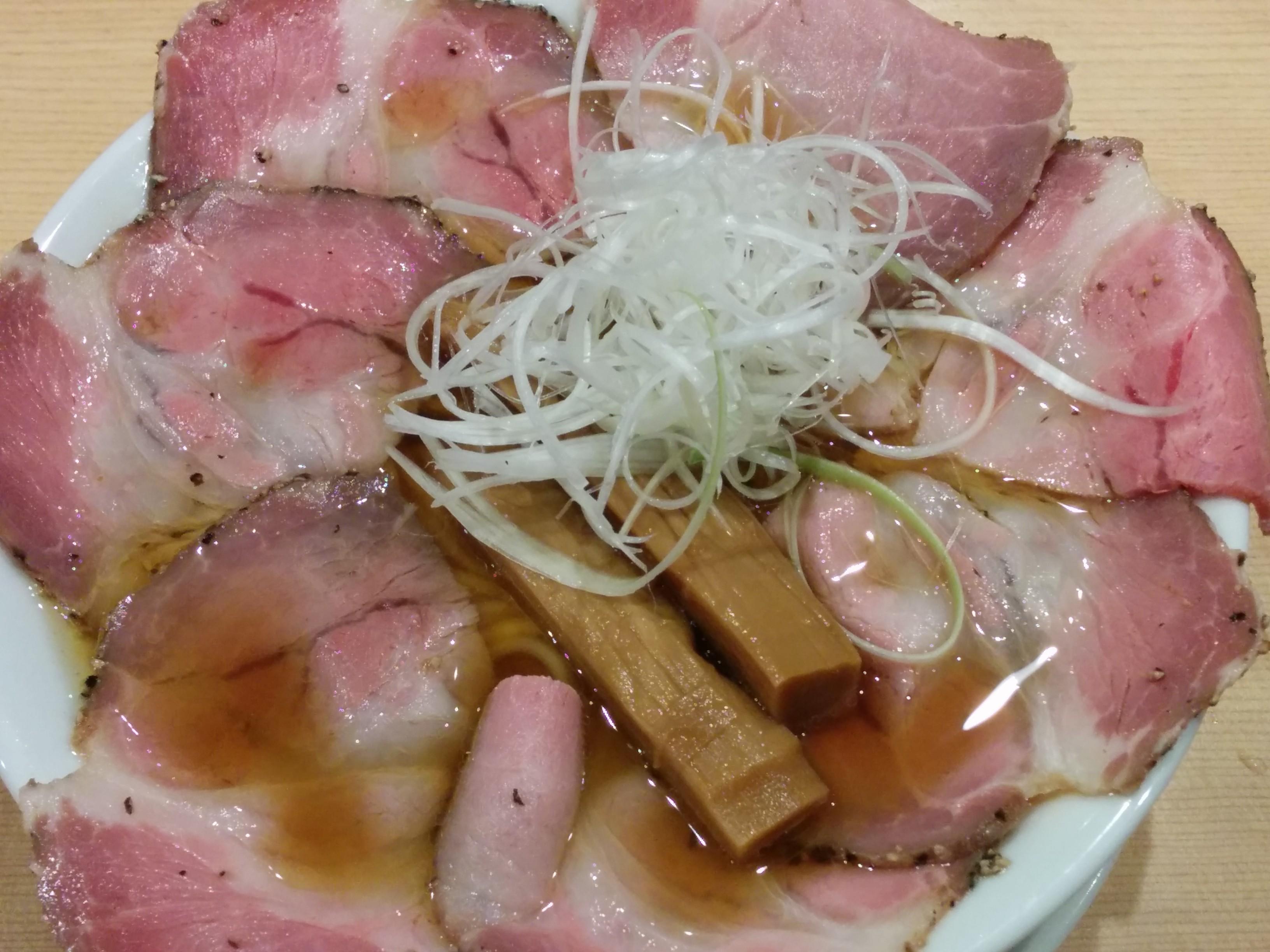 ラーメン大戦争(人類みな麺類系列)大阪・道頓堀