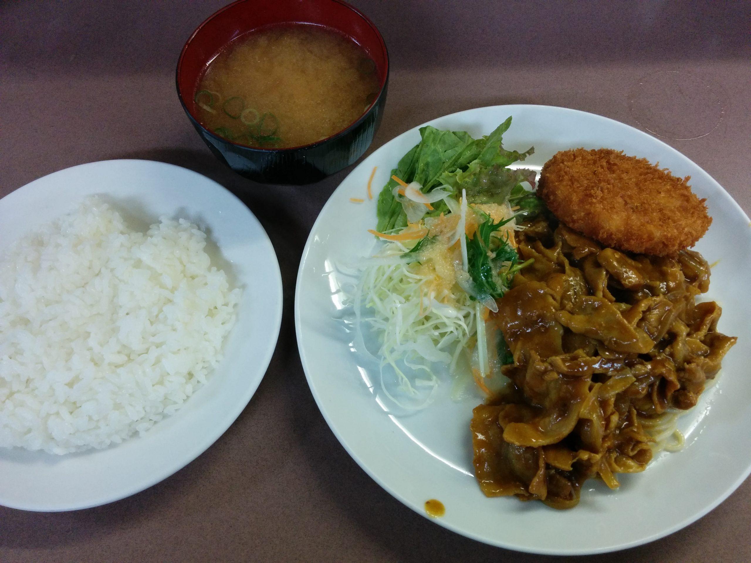 グリルアイ(大阪・中津)洋食