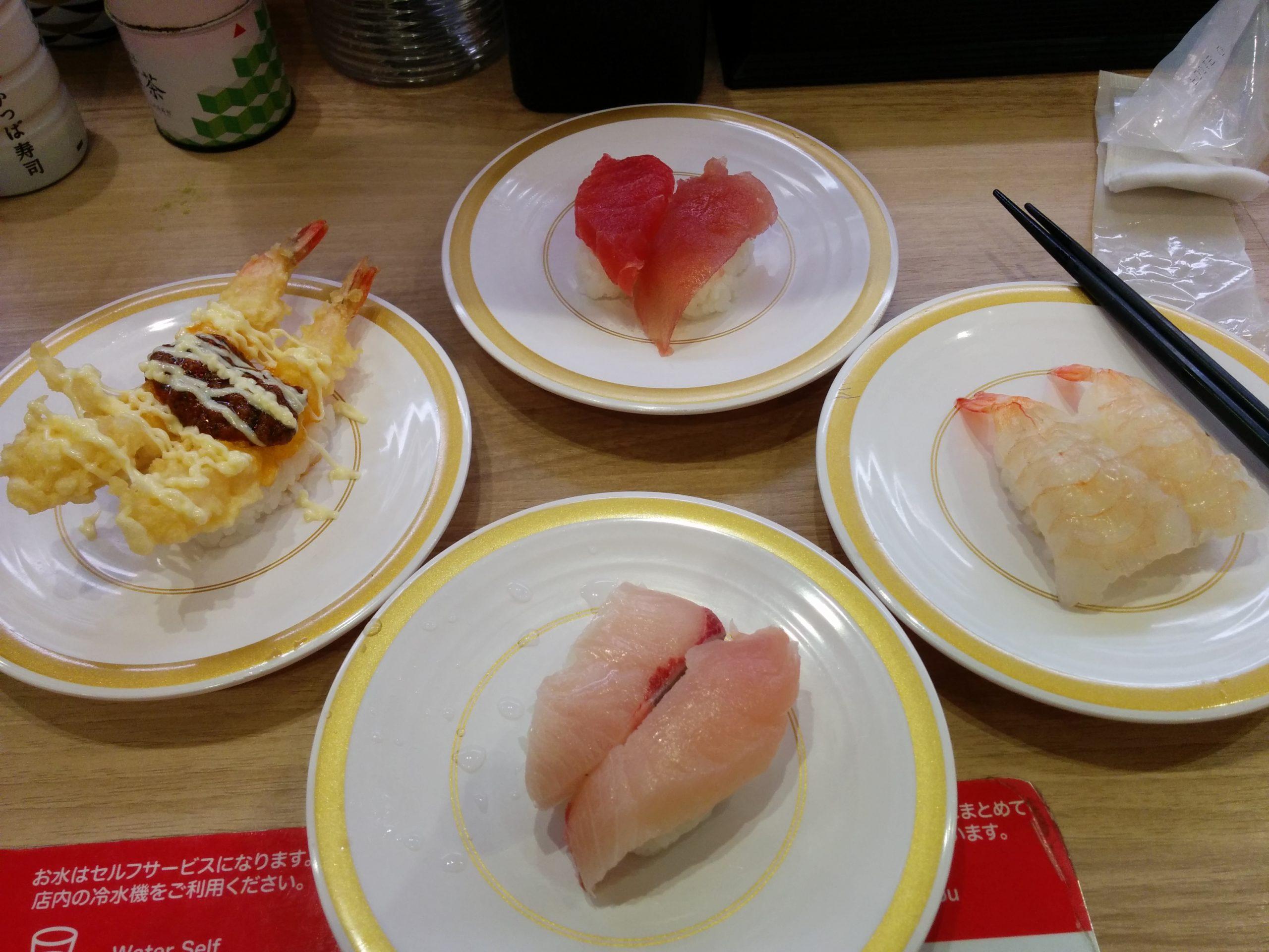 Go To Eatで無限かっぱ寿司ループに挑戦
